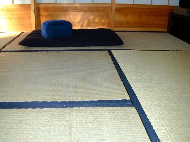 Tatami High Quality brauner Beri-H 5,5 cm x B 75 cm x L 75 cm