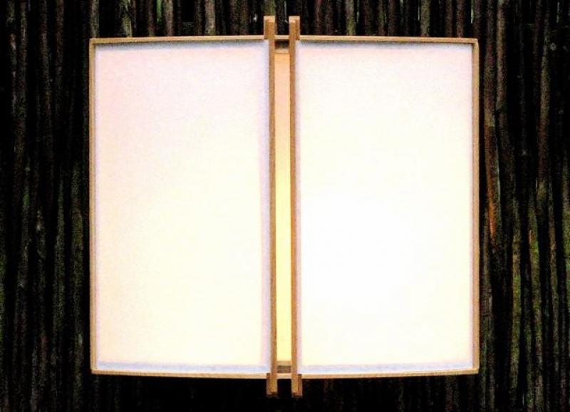 Yumi Wandleuchte 27 x 27 x 14 cm