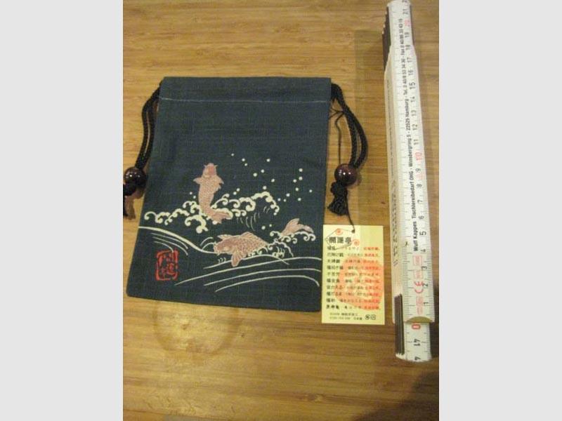 Kinchaku Koi, klein