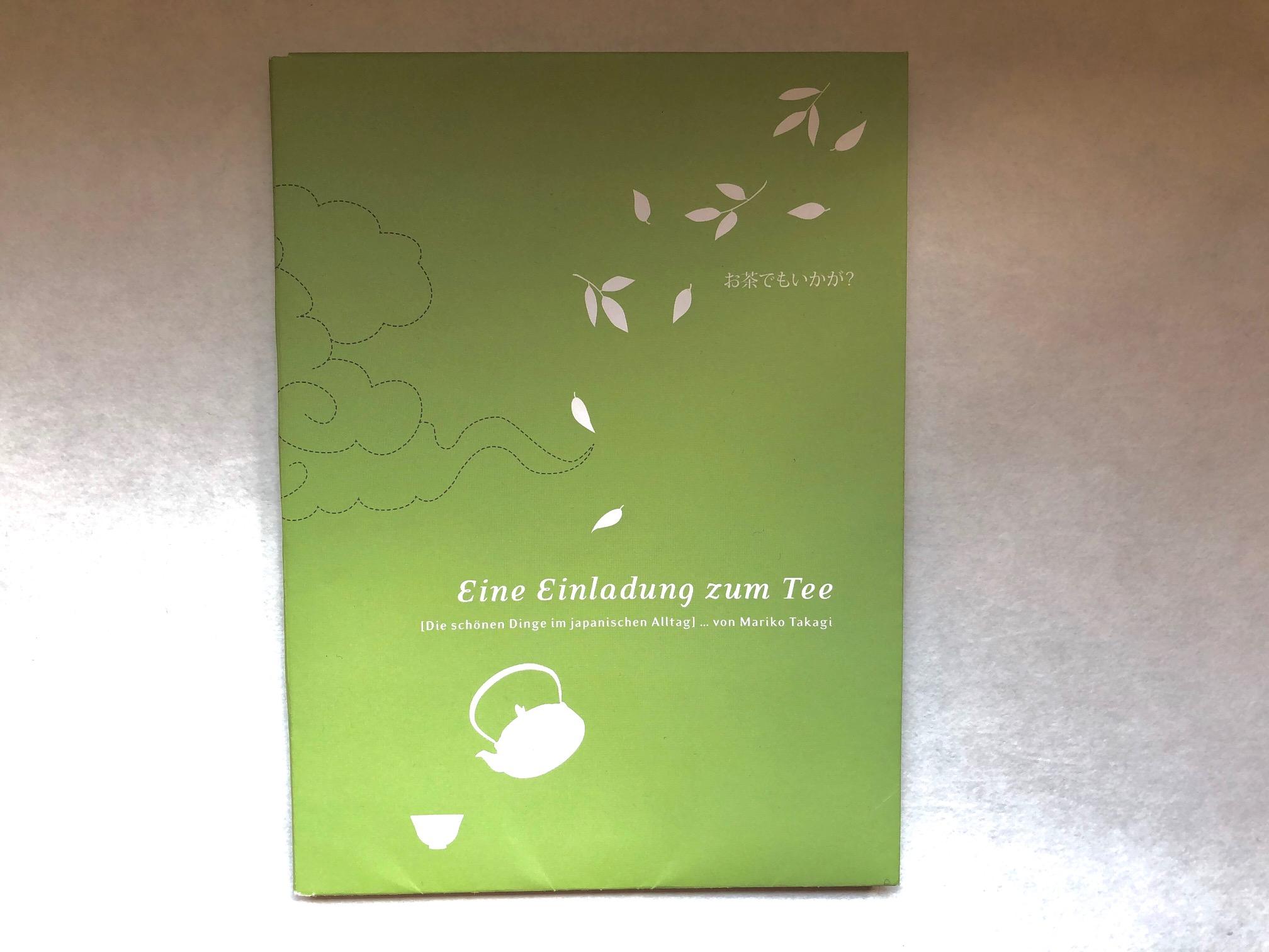 Eine Einladung zum Tee (M. Takagi)