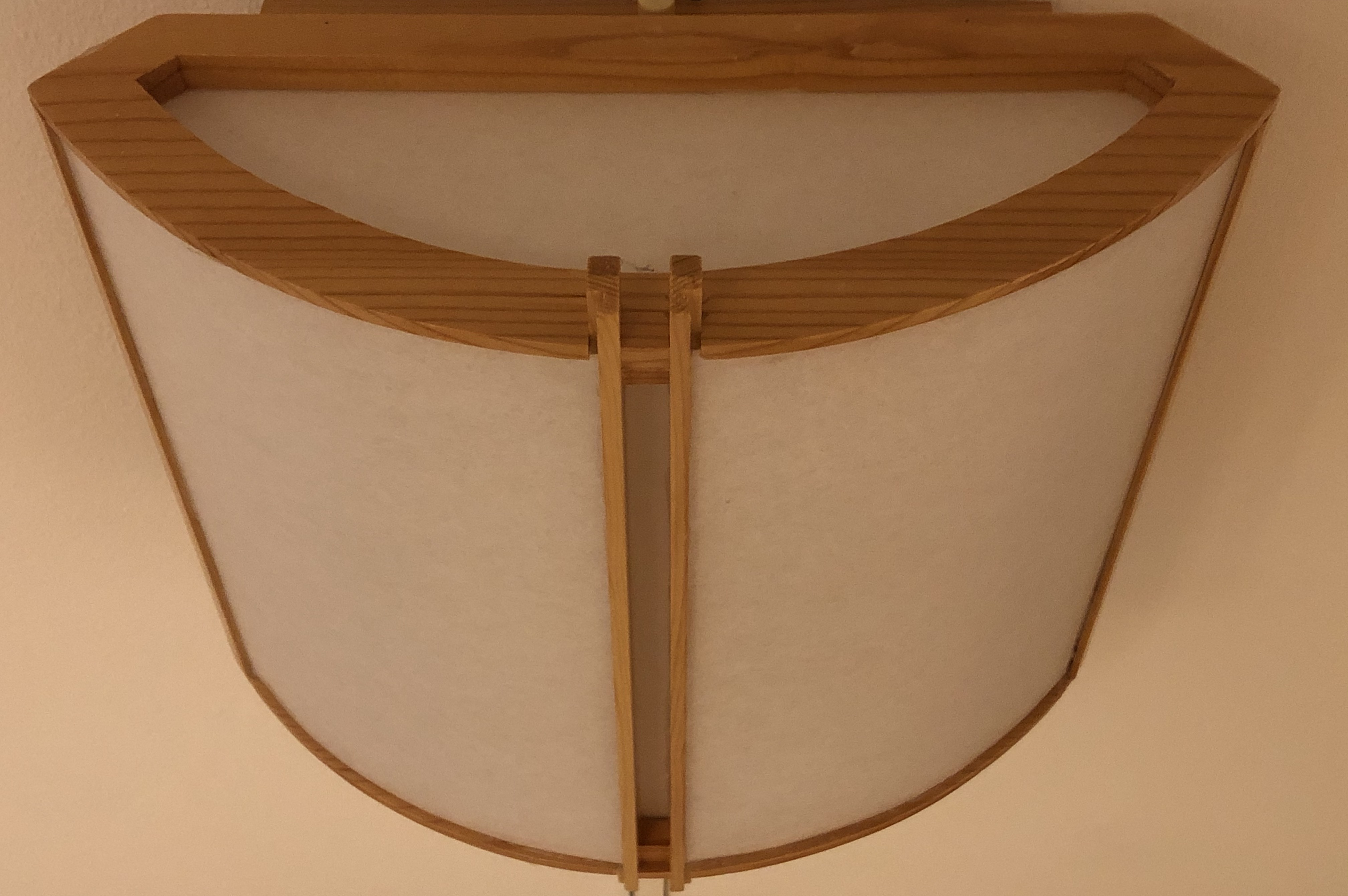 Yumi Deckenleuchte 27 x 27 x 13 cm