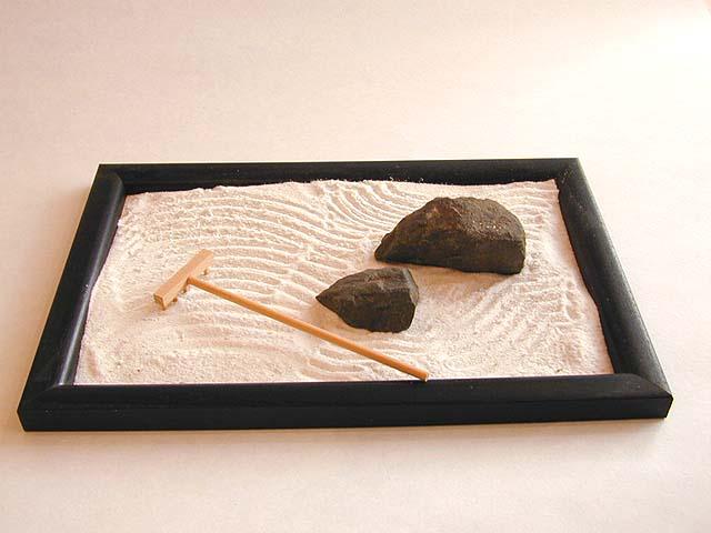 Mini Zengarten-B 22 cm x L 33 cm