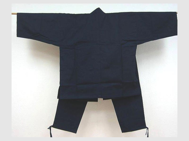 Samue Sashiko dunkelblau L