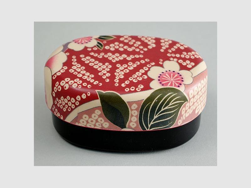 Lunchbox Nunobari pink