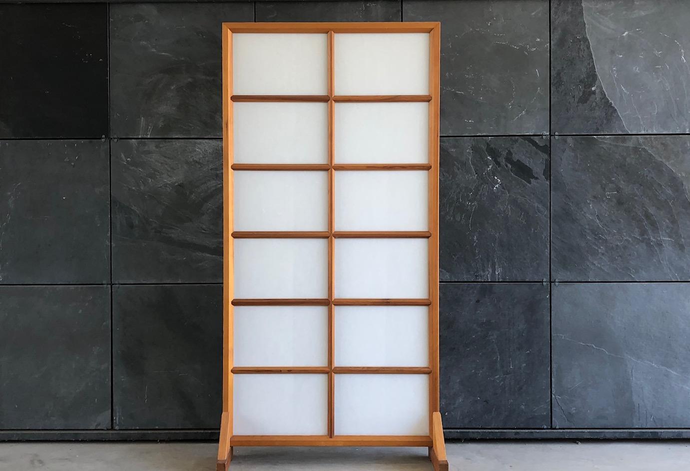 Mittelgroße Shoji Stellwand Exklusiv 85cm