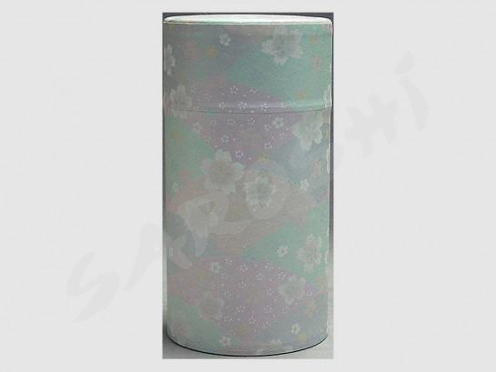 Teedose Sakura weiß