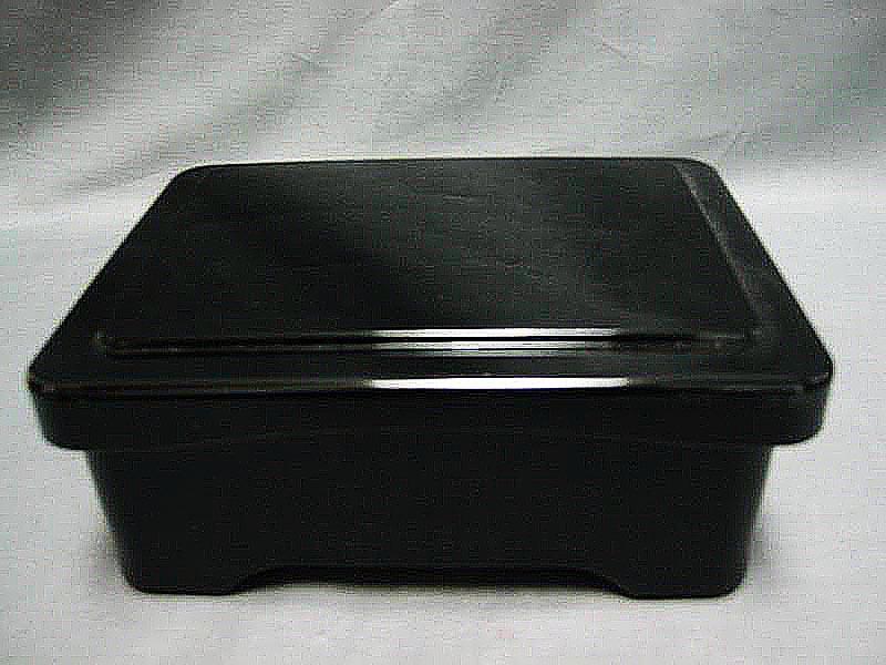 Bentobox schwarz