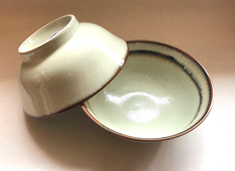 Ramen-schale wasabi