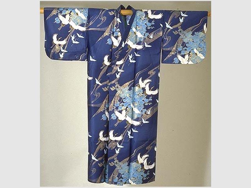 Kimono Tsuru royal