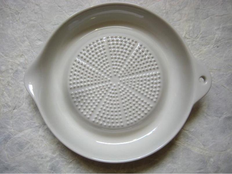 Ingwer-Reibe Keramik 14 cm