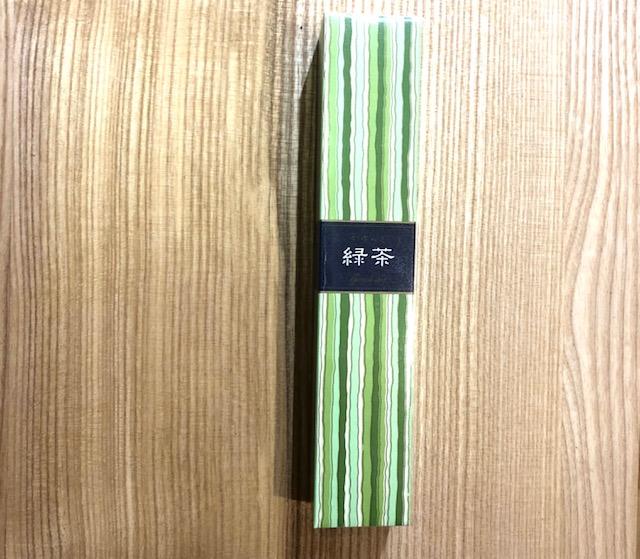 Kayuragi Green Tea sticks
