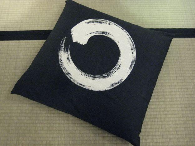 Kissenhülle Maru dunkelblau