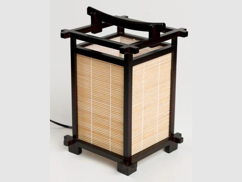 Andon Bambus 30 cm