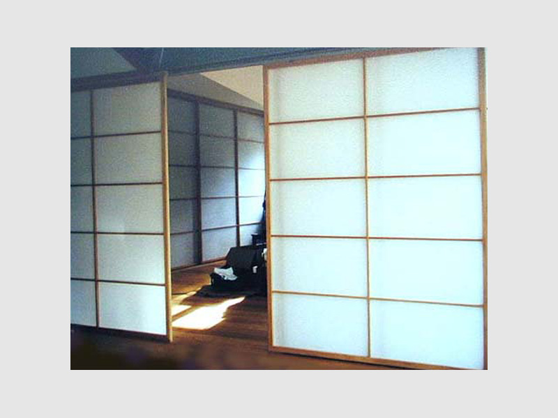 Shoji Durchgang 8