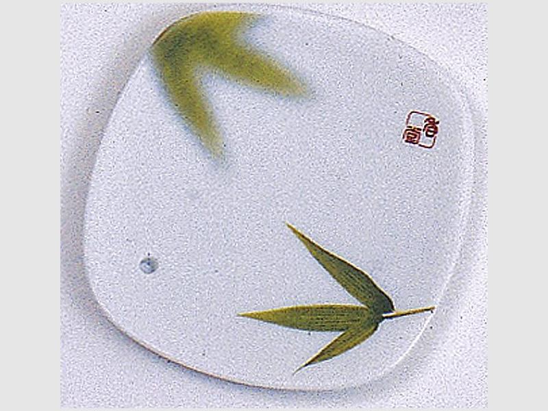 Halter Bambusblatt