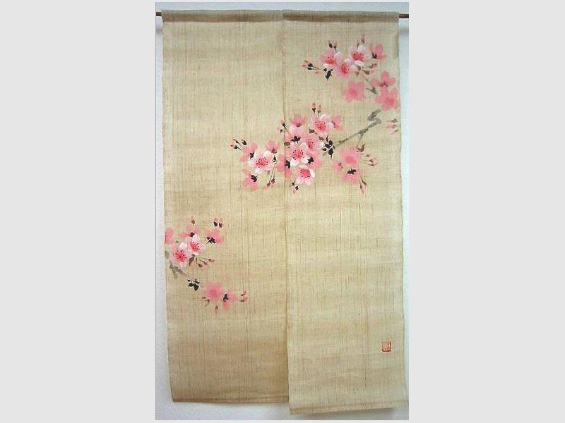 Noren Sakura - Kirschblüte