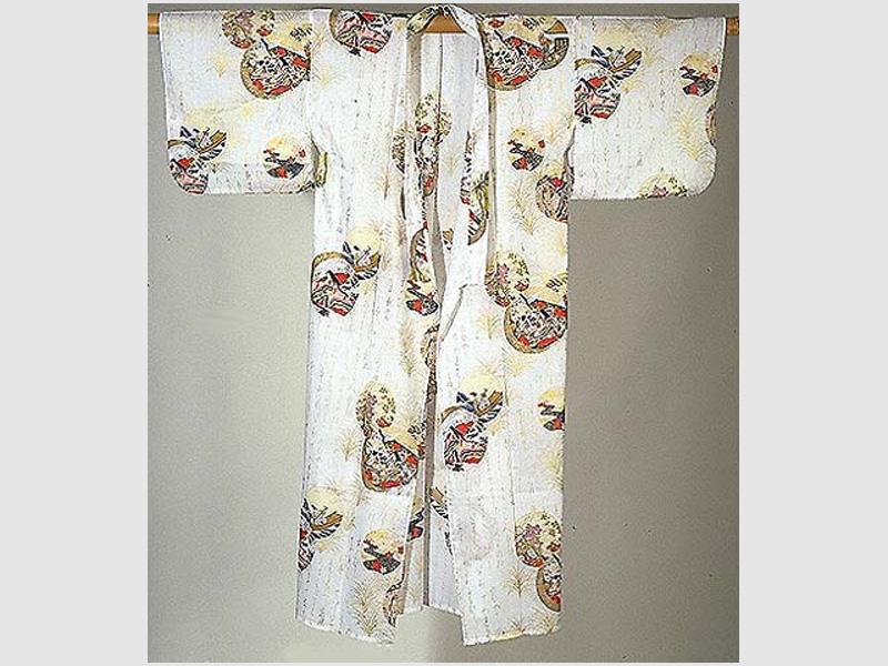 Kimono Princess weiß
