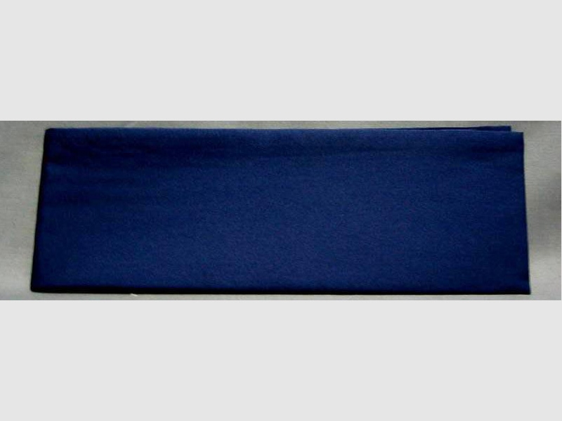 Obi dunkelblau Polyester