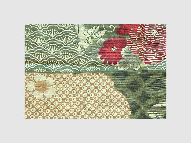 Kimono Kofu grün
