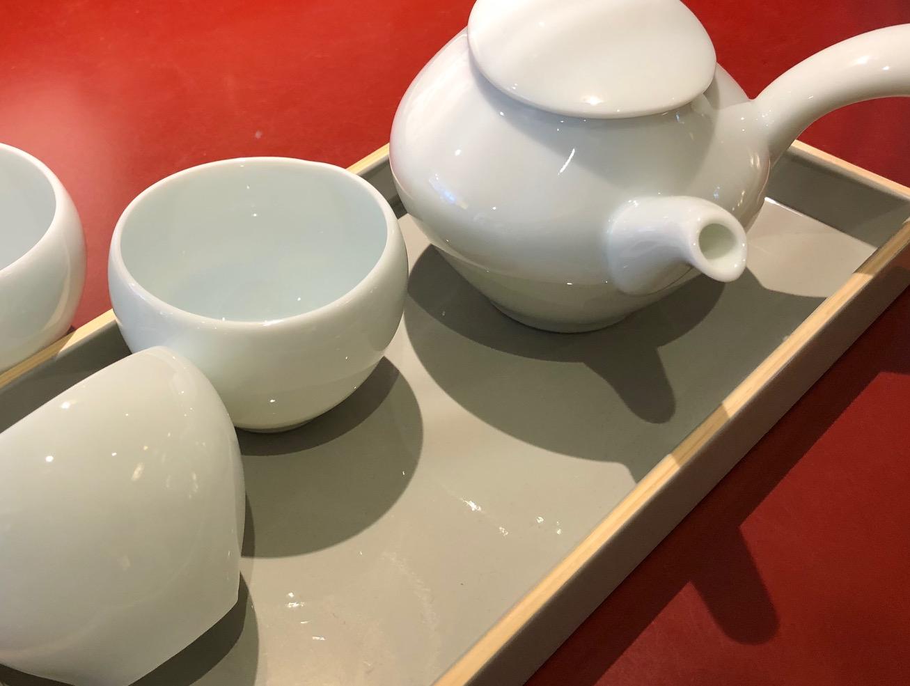Yuki kyusu teapot
