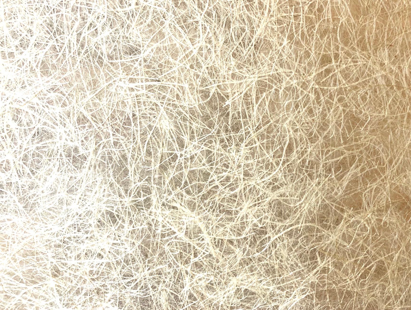 Papier mit Leinenfaser