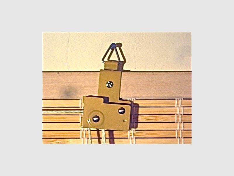 Rollo aus Bambus-140 cm