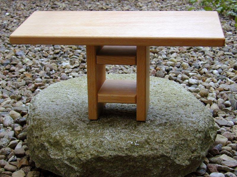 Meditationsbank Balance Kiefer