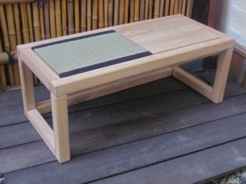 Tatamibank 89 x 39 x 35 cm H, natur