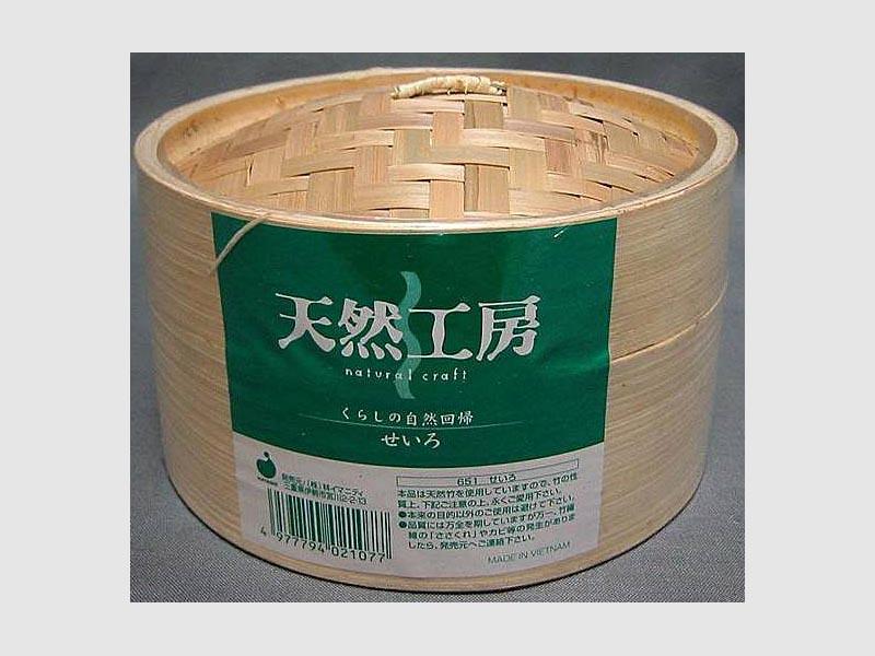 Bambussteamer