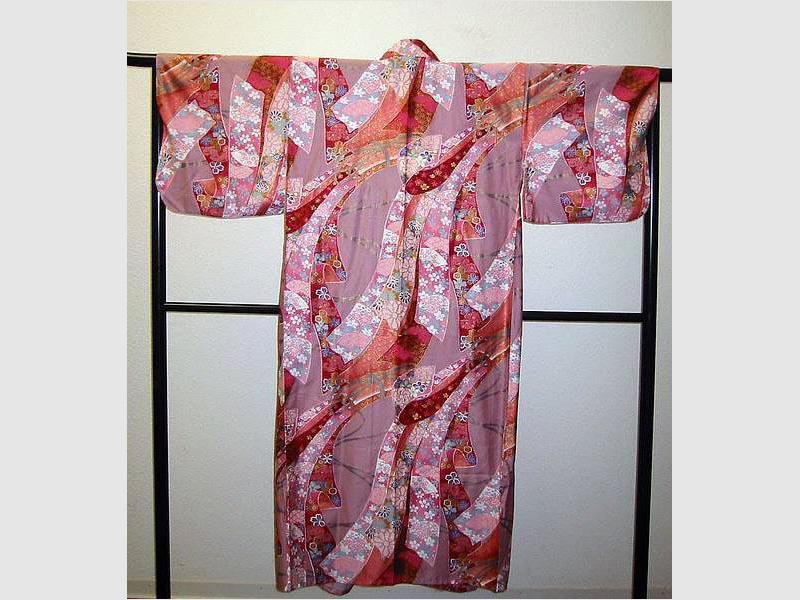 Kimono Ribbon pink