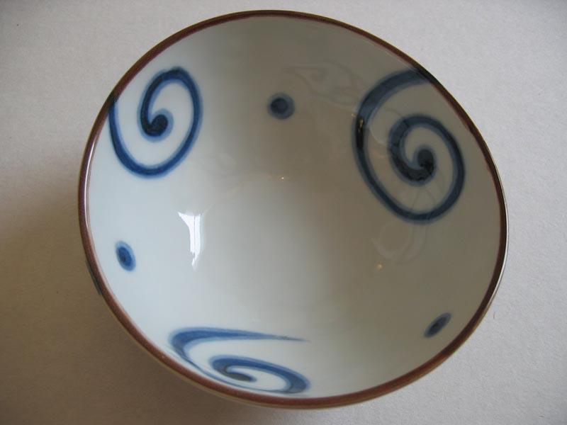 Schale Spiralmuster 1, klein