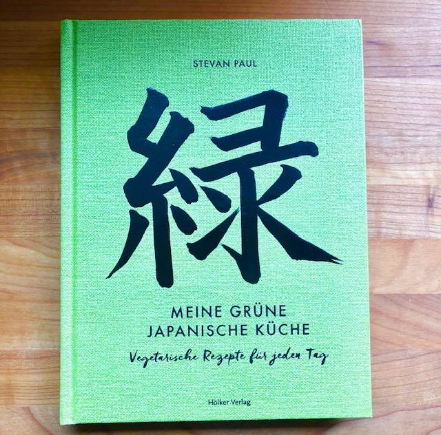 Meine grüne japanische Küche-Stevan Paul